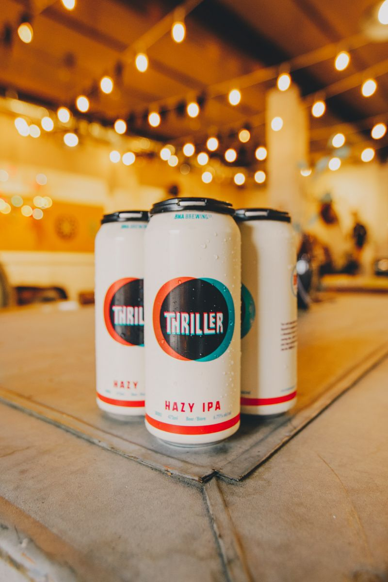 Thriller - Hazy IPA